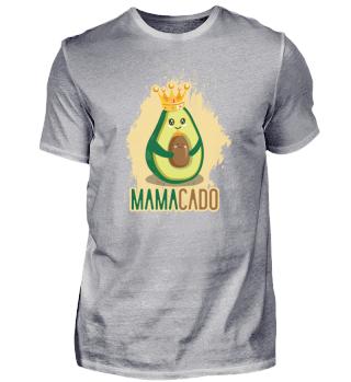 Mamacado Avocado Mama Pregnant Vegan