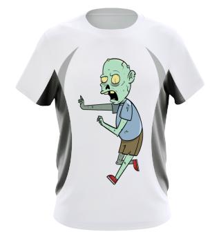 Horror Helloween Zombie