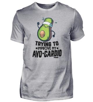 Avocado makes endurance sports