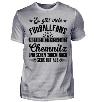 Fußball T-Shirt - Chemnitz