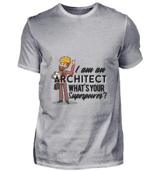 D001-0106B Proud Architect Architekt - W