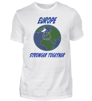 Europe - Stronger Together