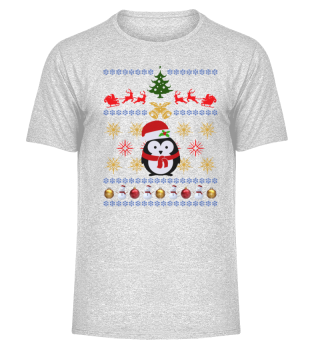 UGLY CHRISTMAS DESIGN - STRICKMUSTER #6.3