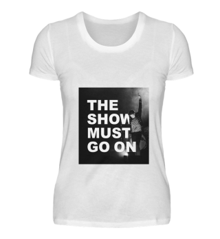 WE ROCK Queen - Shirt Women Show