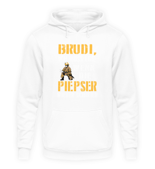 Feuerwehr · Brudi, ich muss los