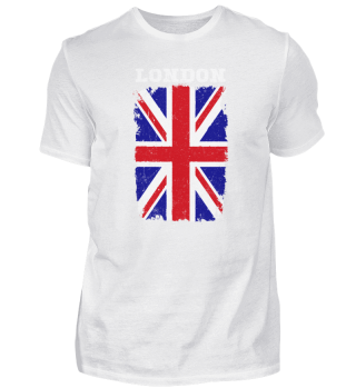 London Großbritannien Fahne