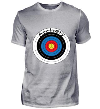 Zielscheibe Archery