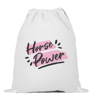 Horse Power Gymbag