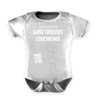 Festival-T-Shirt Couchkino 2020 dunkel