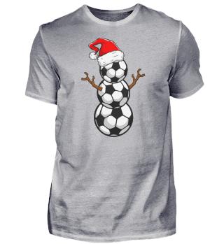 Weihnachten Fußballspieler Geschenk