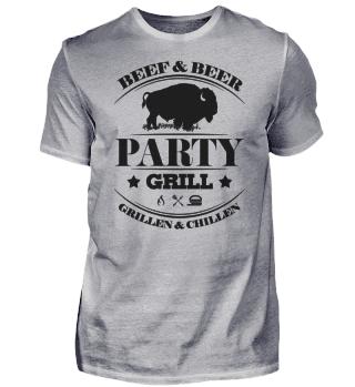 ☛ Partygrill - Grillen & Chillen - Beef #1S