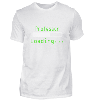 Nerdy Professor Tshirt