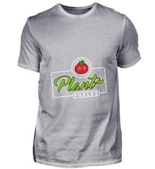 D001-0676A Vegetarier Vegan - Plant Fuel