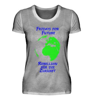Rebellion für die Zukunft