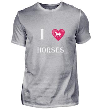 Ich mag Pferde! reiter