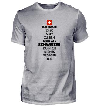 Sexy sein, Schweizer Schweiz CH