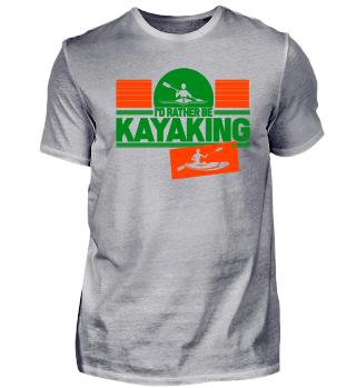 Kayaking Canoe Kayak Paddle Sport Gift