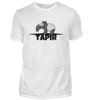 Cooler Schabracken-Tapir Awareness