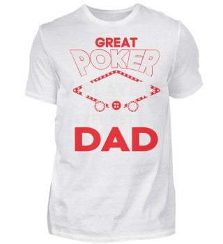 GREAT POKER DAD FAMILY