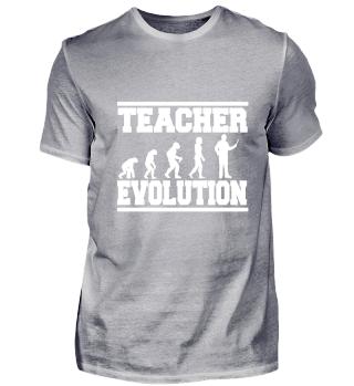 TEACHER EVOLUTION Tee Shirt