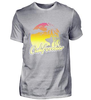California Vintage Retro 70s Surf