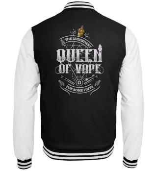 Queen Of Vape 3.0 College - Rina1312