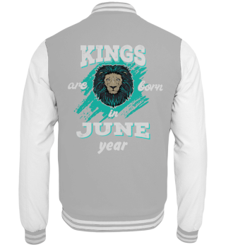 kings are born in june year edition