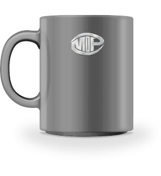 Kaffeetasse - Logo silber