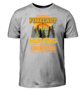 Hunt Hunter hunting season forest gift