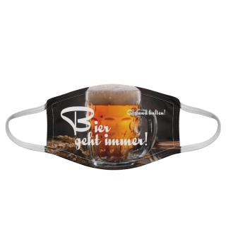 ☛ Bier geht immer - Abstand halten #M2.7