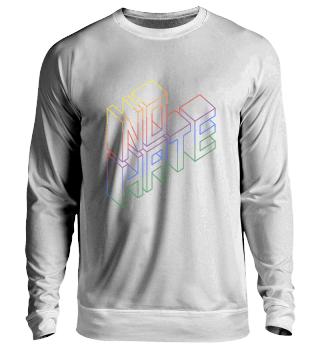 NO HATE - Rainbow