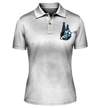 Blue Knights EC 19' Damen Polo Shirt