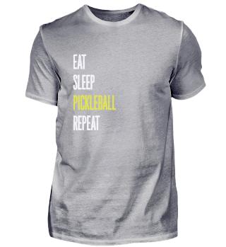 Eat Sleep Pickleball
