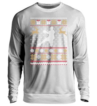 Handball Ugly Christmas sweater
