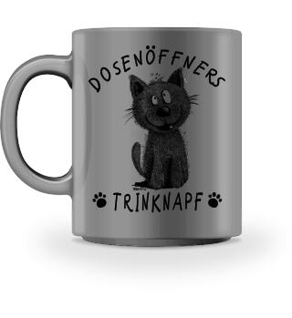 Katzen Dosenöffners Trinknapf MODARTIS