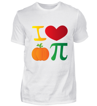 I Love Pumpkin Pie(Men)