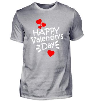 Happy Valentine's Day Valentinstag shirt