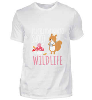 Cute How To Shoot Wildlife gift