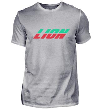 Lion Modern Design