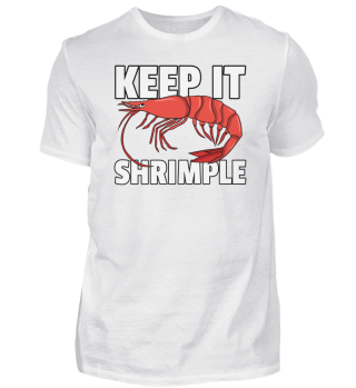 Prawn Shrimp Crab Fish Funny