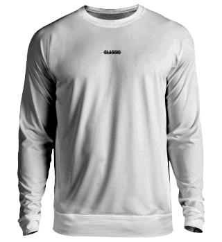 Classic | Black | Premium-Sweatshirt