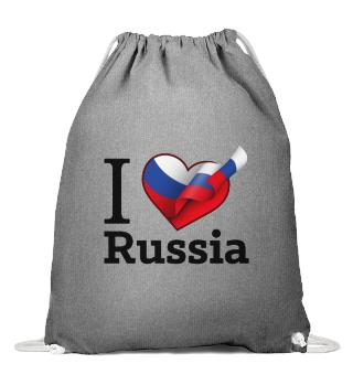 D001-0090B I Love Russia / Russland
