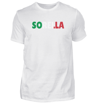 Sorella Italy Flag Sister Gift