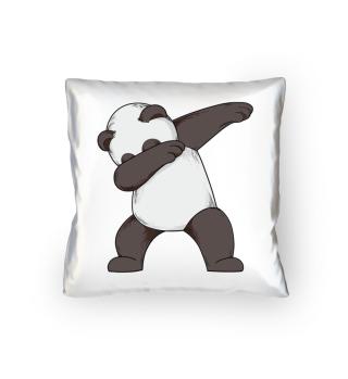 Panda in der Dabbing Pose