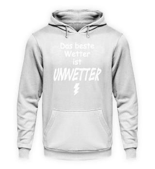 Unwetter Hoodie Unisex