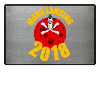 Science - Mars Landing 2018 - Gift Idea