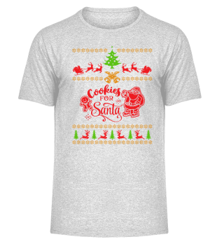 UGLY CHRISTMAS DESIGN - STRICKMUSTER #7.11