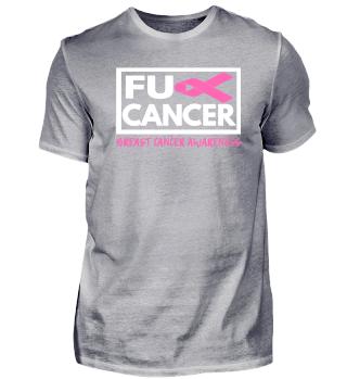 Fck Cancer Shirt breast cancer 3