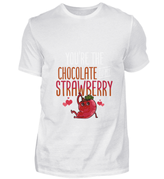 Chocolate to the Strawberry