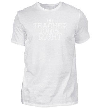 Teacher saying funny school gift